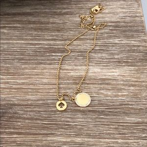 Kate Spade Charm Necklace